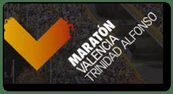 Logo Maraton Valencia Triniadad Alfonso